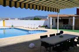 Villa Trinidad casa rural en Caravaca De La Cruz (Murcia)