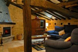 Casa Idileku casa rural en Espronceda (Navarra)