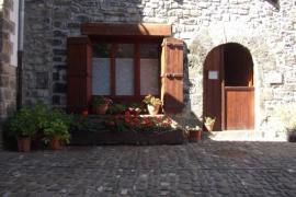 Casa Tetxe casa rural en Roncal (Navarra)