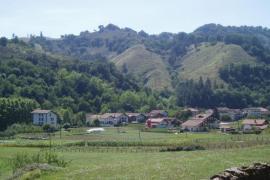 Alberroakoborda casa rural en Ituren (Navarra)