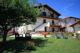 Aldekoa casa rural en Ziga (Navarra)