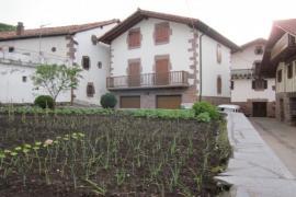 Bentta casa rural en Erratzu (Navarra)