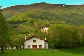 Borda Lenco casa rural en Zilbeti (Navarra)