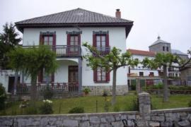 Casa Alzat casa rural en Orbaitzeta (Navarra)