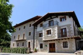 Casa Artxitorena II y III casa rural en Unzu (Navarra)