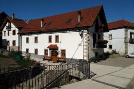 Casa Ayabe casa rural en Jaurrieta (Navarra)