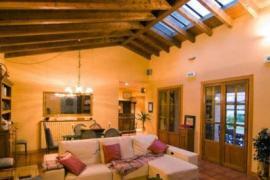 Casa Del Tilo casa rural en Pueyo (Navarra)