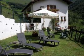Casa Erlanio casa rural en Luzaide (Navarra)