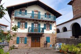 Casa Gontxea casa rural en Arizkun (Navarra)
