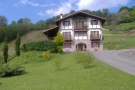 Casa Indakoetxea I y II casa rural en Erratzu (Navarra)