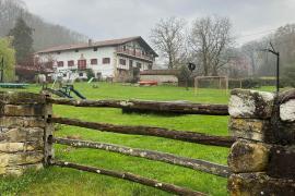 Casa Iratxeko Berea casa rural en Bera (vera De Bidasoa) (Navarra)