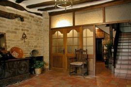 Casa Iserena I y II casa rural en Azanza (Navarra)