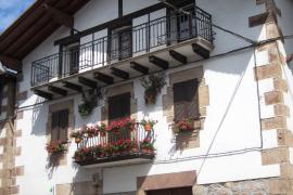 Casa Mallinea casa rural en Elgorriaga (Navarra)