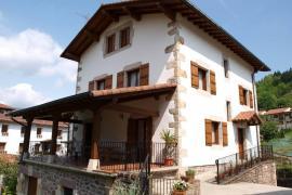 Casa Martintzenea casa rural en Sumbilla (Navarra)