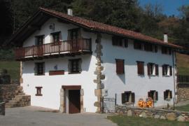 Casa Martiorneko Borda I - II - III casa rural en Oitz (Navarra)