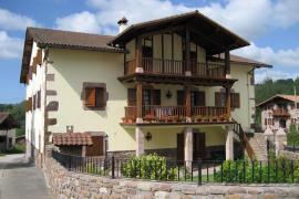 Casa Matxingonea I y II casa rural en Urdazubi (Navarra)