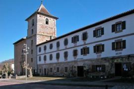 Casa Monasterio casa rural en Urdazubi (Navarra)