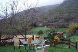Casa Monaut I y II casa rural en Saragüeta (Navarra)