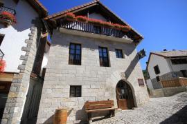 Casa Otsoa casa rural en Ezcaroz (Navarra)