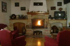 Casa Parriola Etxea casa rural en Villanueva Del Arce (Navarra)
