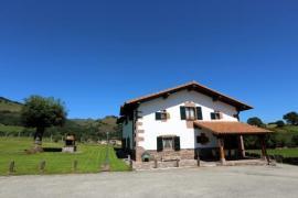 Casa Rural Apaiolarre casa rural en Baztan (Navarra)