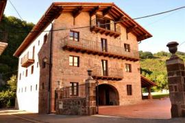 Casa Rural Barbenea I y II casa rural en Oronoz-mugaire (Navarra)