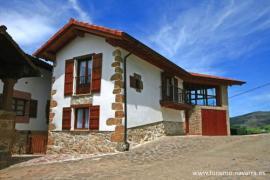Eltson Etxea casa rural en Donamaria (Navarra)