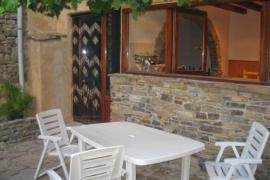 Ezkurraenea casa rural en Romanzado (Navarra)