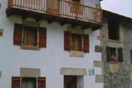 Galantenea I y II casa rural en Ituren (Navarra)