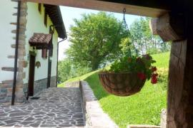 Gamioko Borda casa rural en Ziga (Navarra)