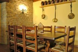 Gaztelu Etxea casa rural en Leache (Navarra)