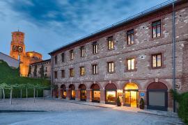 Hospedería de Alesves casa rural en Villafranca (Navarra)
