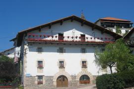 Hostal Ezkurra casa rural en Ezkurra (Navarra)