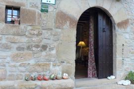 La Rinconada casa rural en Azuelo (Navarra)