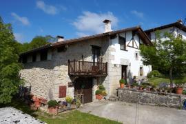 Labetxea casa rural en Baraibar (Navarra)