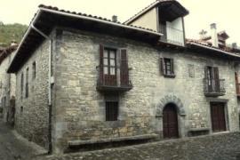 Martinttipi casa rural en Garde (Navarra)