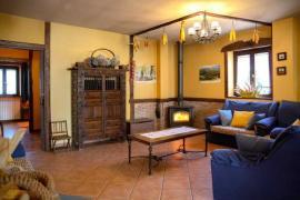 Mikeletxenea casa rural en Astitz (Navarra)