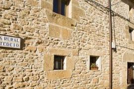 Montedeio casa rural en Villamayor De Monjardin (Navarra)