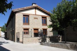 Nekasenea II casa rural en Guesalaz (Navarra)