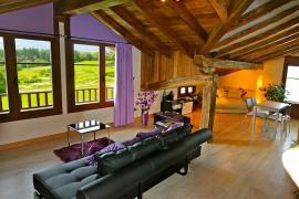 Ongi Etorri Agroturismo casa rural en Larraun (Navarra)