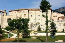 Palacio Dos Olivos casa rural en Galdeano (Navarra)