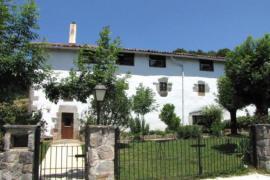 Uhaldeko Borda casa rural en Aldaz (Navarra)