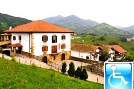 Utxunea casa rural en Donamaria (Navarra)