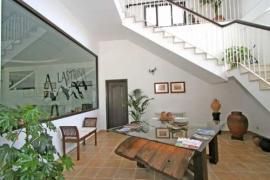 A Lastriña Hotel da Natureza casa rural en A Pobra De Trives (Ourense)