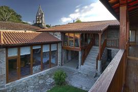 A Rectoral de Ansemil casa rural en Celanova (Ourense)