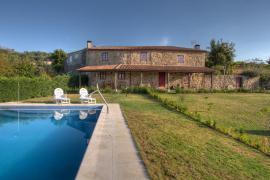 Casa Baralló casa rural en Xuvencos (Ourense)