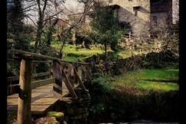 Casa da Laxa casa rural en Beariz (Ourense)