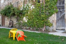 Casa do Comediante casa rural en A Pobra De Trives (Ourense)