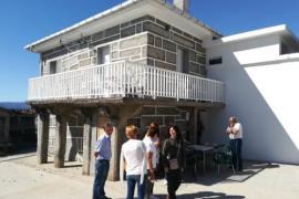Casa Do Santo casa rural en Puxedo (Ourense)