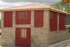Hotel A Palleira casa rural en Allariz (Ourense)